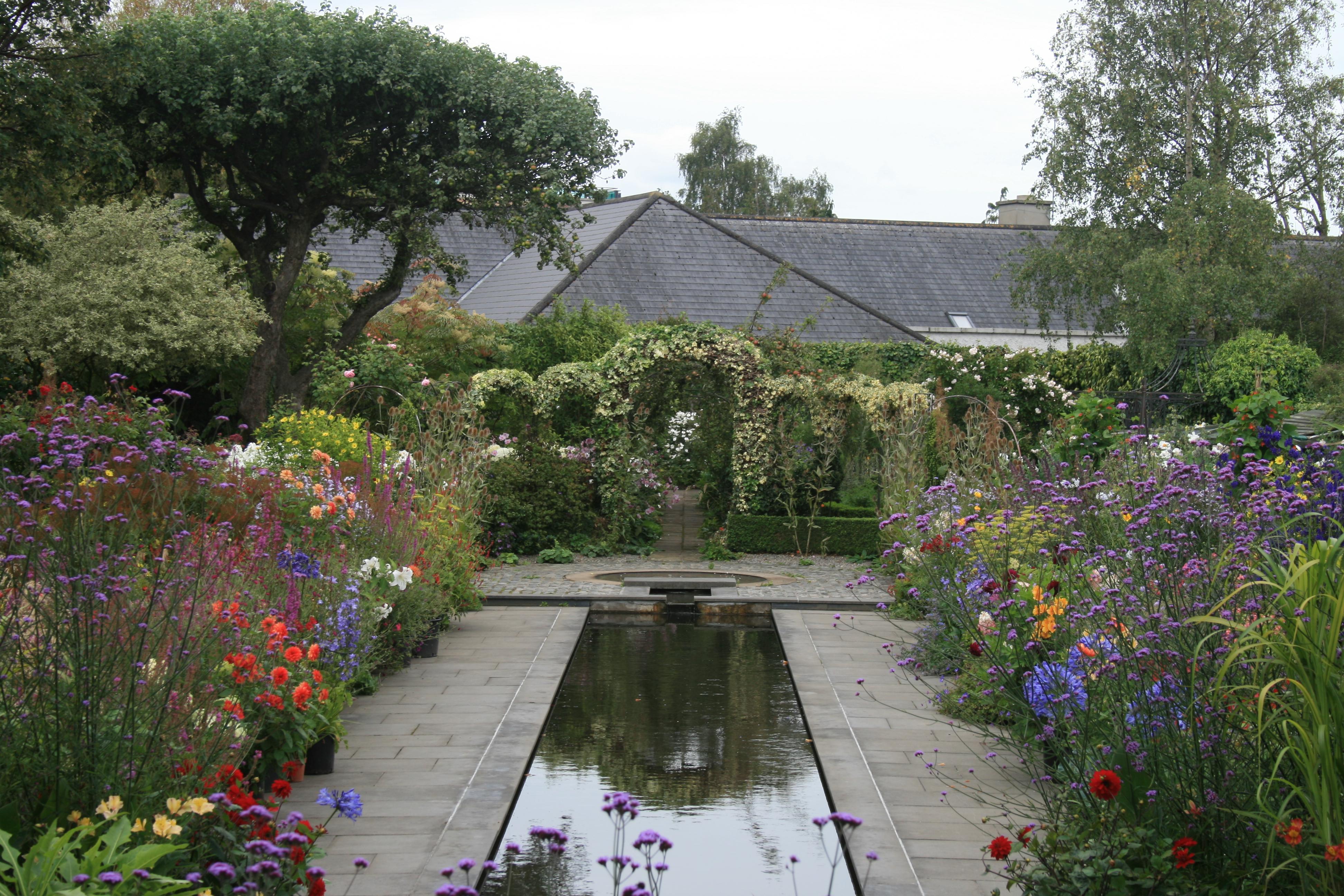 Helen & Val Dillon's Garden Dublin